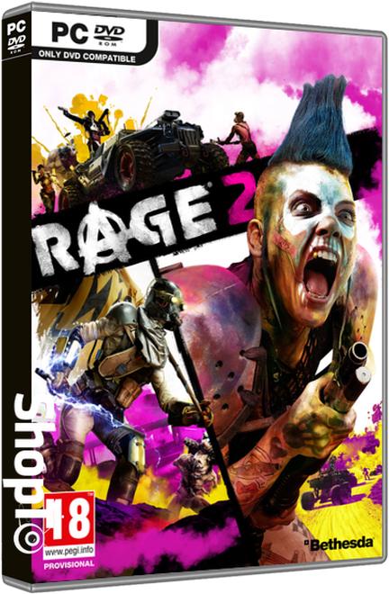 [PC] Rage 2 - £1.85 delivered @ Shopto