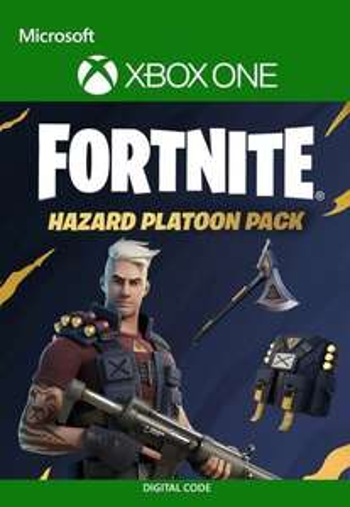 Fortnite - Hazard Platoon Pack + 600 V-Bucks XBOX LIVE Key EUROPE - £2.01 with code @ Eneba / SoftKeyDog