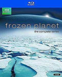 Frozen Planet - The Complete Series Blu-ray (used) £2.75 delivered @ thecotswoldlibrary / ebay