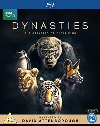 Dynasties Standard Edition 2 Disc Blu-Ray £4.08 (+£4.49 non prime) @ Amazon / Springwood Media
