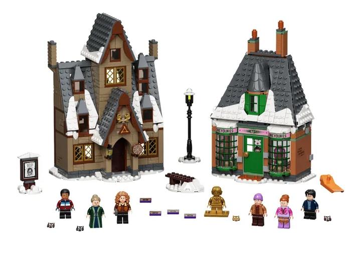 LEGO Harry Potter 76388 Hogsmeade Village Visit House Set £59.99 with code at Hamleys