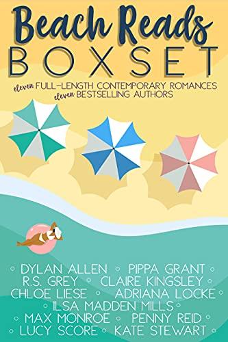 Beach Reads Box Set: 11 full-length romance novels. Kindle - Free @ Amazon