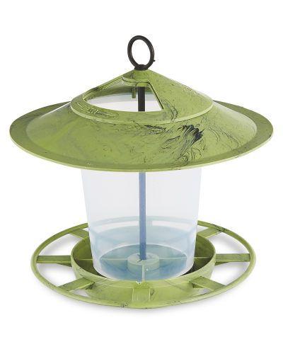 Eco Beacon Bird Feeder £3.99 instore at Aldi