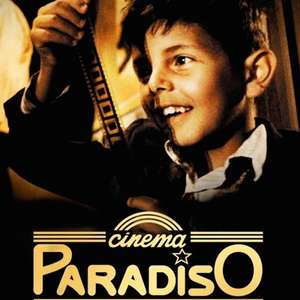 Cinema Paradiso 4k to buy (iTunes Player Required) £2.99 @ iTunes Store
