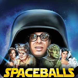Spaceballs in 4K £3.99 to buy (iTunes Player Required) @ iTunes Store