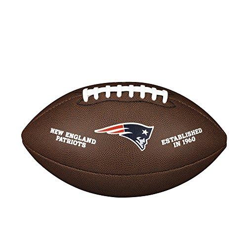 Wilson NFL Licensed Football £14.18 (Prime) + £4.49 (non Prime) at Amazon
