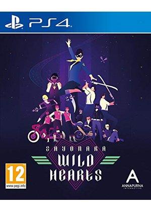 Sayonara Wild Hearts (PS4) £7.85 delivered at Base