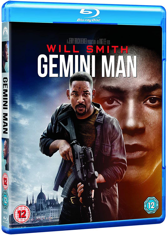 Gemini Man (Blu-ray) [2019] [Region Free] £4.92 (£2.99 p&p non prime) @ Amazon