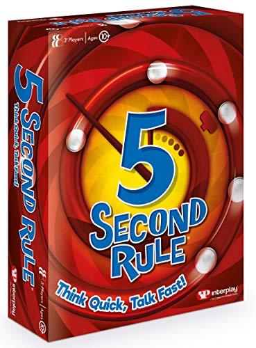5 Second Rule Board Game £4.74 (Prime) + £4.49 (non Prime) at Amazon
