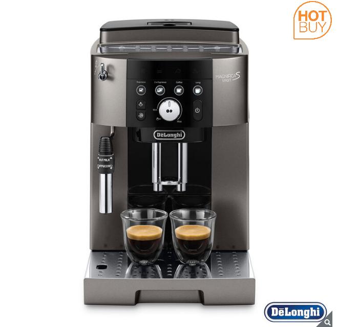 De'Longhi Magnifica S Smart Bean To Cup Coffee Machine ECAM250.33.TB - £299.99 (Membership Required) @ Costco