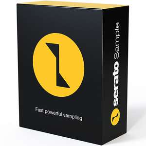 Serato Sample Software Download 50% off - £42 @ The Disc DJ Store