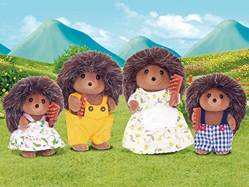 Sylvanian Families Hedgehog Family £10.80 4 piece at Amazon Prime / +£4.99 non Prime