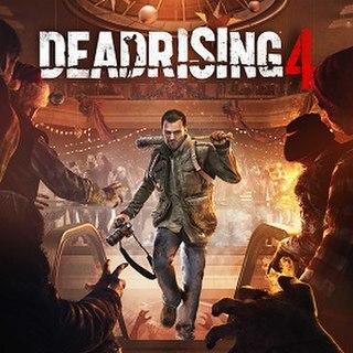 [Steam] Dead Rising 4 (PC) - £3.99 / Season Pass - £1.59 @ Gamesplanet
