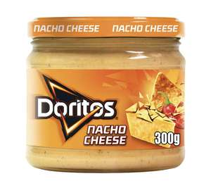 Doritos Dips 300g various flavours for £1.25 in store and online (Minimum Basket / Delivery Fees Apply) at Sainsbury's