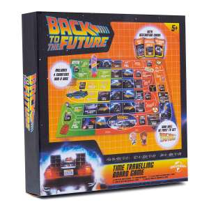 Back to the Future Time Travelling Board Game £6 + £3.99 home delivery at The Entertainer