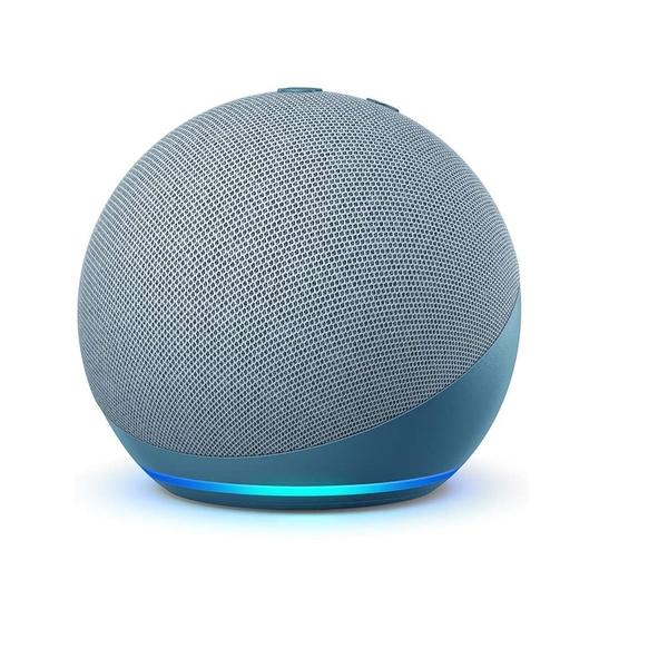 Amazon Echo Dot (4th generation) Smart speaker Twlight Blue £36.95 @ 365Games
