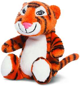 The Tiger Who Came to Tea 6-inch Soft Toy - £3.40 (+£4.49 non prime) @ Amazon