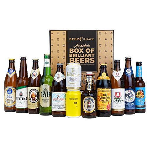Beer Hawk German Beer Mixed Case 12 Beers - £23.35 at Amazon