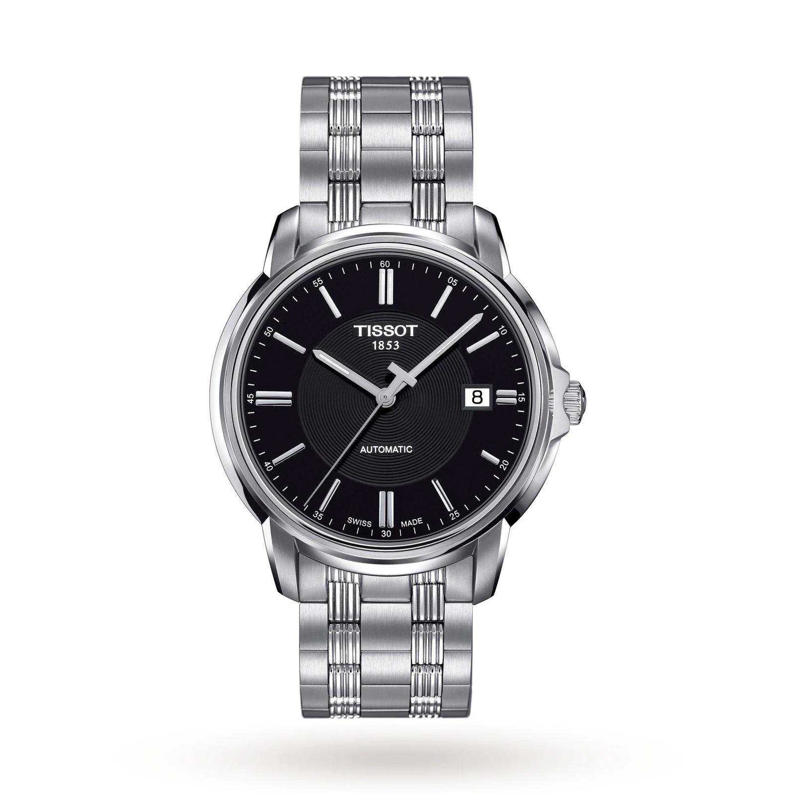 Tissot T-Classic Automatics III Automatic 39mm Men's Watch - £270 @ Watches of Switzerland