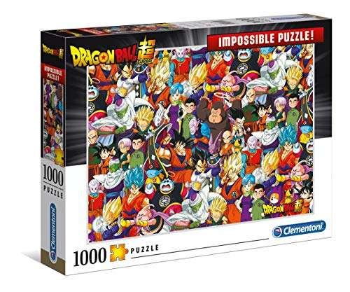 Dragon Ball Super - 1000 Piece Impossible Puzzle - £3.81 Prime / £7.62 Non Prime at Amazon