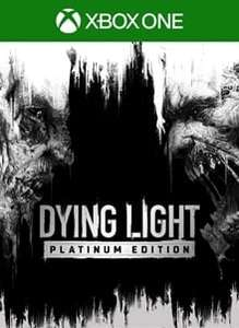 Dying Light - Platinum Edition : Game + All Content (Xbox One & Series X|S) £11.14 @ Microsoft Store Brazil