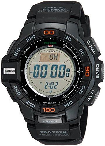 Casio Men's Pro Trek PRG-270-1 Tough Solar Triple Sensor Multifunction Digital Sport Watch, £83.41 sold by Amazon US on Amazon