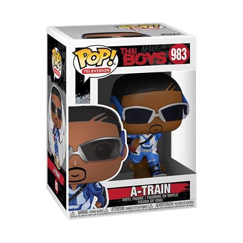 The Boys A-Train Funko Pop 48194 - £3.90 Prime (+£4.49 non-Prime) @ Amazon