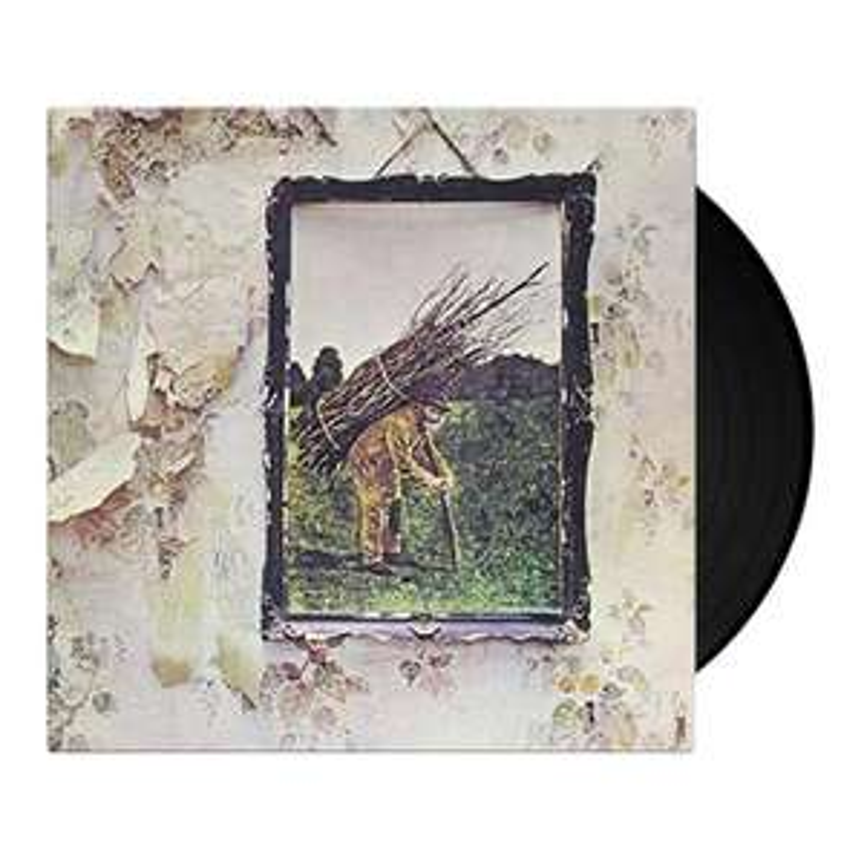 Led Zepplin IV (Sticks) Vinyl £10.50 delivered @ Musicroom
