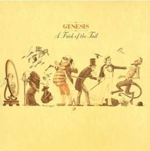 Genesis Trick of the Tail Vinyl LP £11.20 delivered @ Musicroom