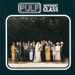 Pulp 'A Different Class' Vinyl £11.20 - Free Delivery @ Musicroom
