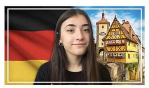 Complete German Course: Learn German for Beginners - Free with code @ Udemy