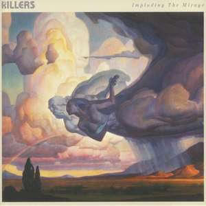 The Killers - Imploding The Mirage - Limited Gatefold LP + Insert - £11.37 delivered @ juno records