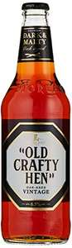 Old Crafty Hen Bottle Old Crafty Hen Ale, 500 ml bottle, Case of 8 - £9.78 (+£4.49 Non-Prime) @ Amazon