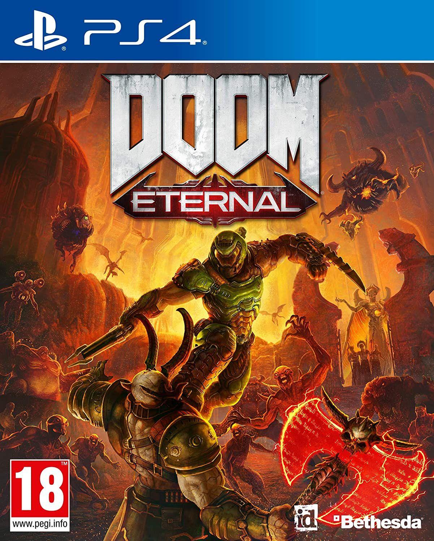 [PS4] DOOM Eternal £9 delivered (UK Mainland) @ AO