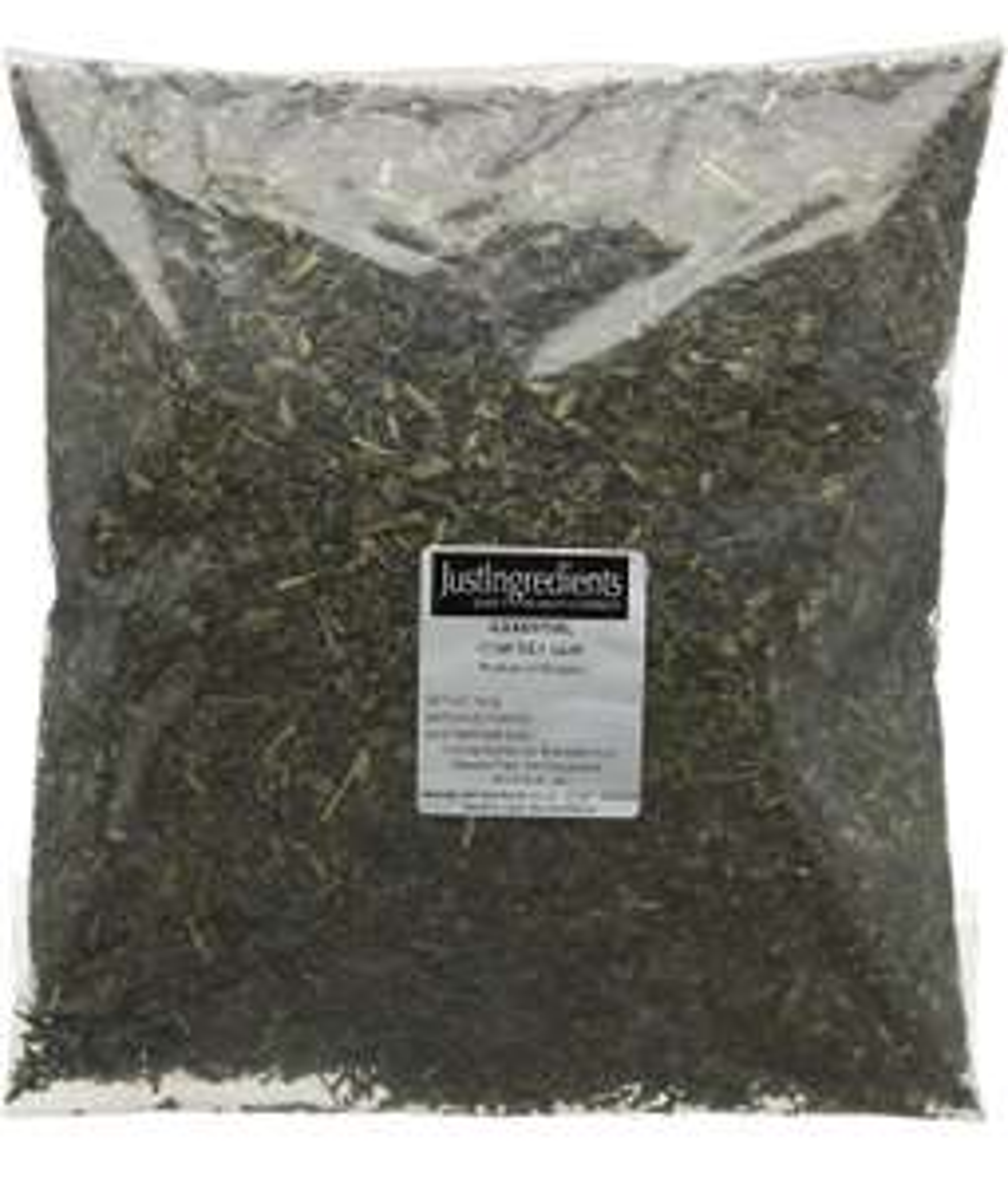 JustIngredients Essentials Comfrey Leaf, 500 g £1.91 (+£4.49 Non Prime) @ Amazon