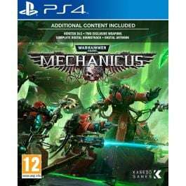 Warhammer 40,000: Mechanicus (PS4) - £10.95 @ The Game Collection