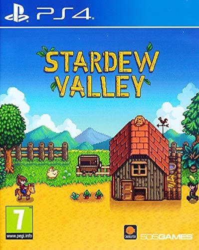 Stardew Valley for PS4 - £8.90 (+£2.99 Non Prime) @ Amazon