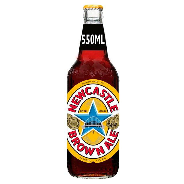 Newcastle Brown Ale Bottle 550ml £1.15 @ Morrisons