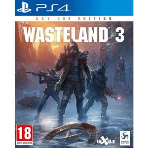 Wasteland 3 - (PS4/Xbox One) - £13.95 - The Game Collection