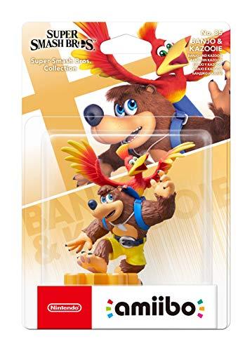 amiibo Banjo & Kazooie (Nintendo Switch) £9.97 (+4.99 Non-Prime) @ Amazon
