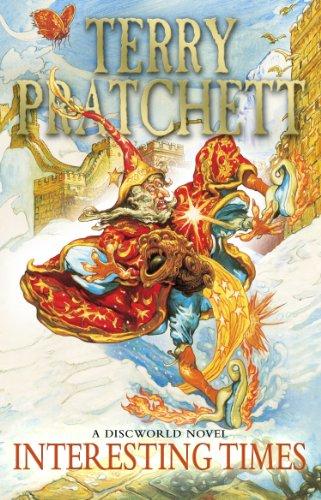 Interesting Times (Discworld novel 17) and The Shepherd's Crown (Discworld novel 41) by Terry Pratchett (Kindle Edition) £1.99 each @ Amazon