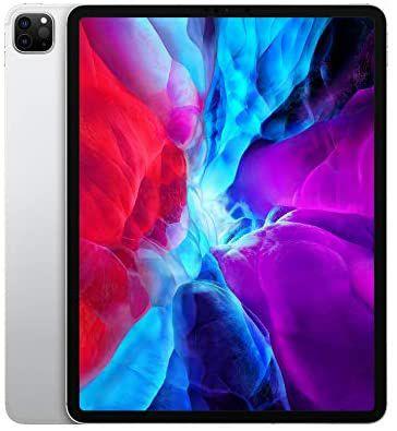 2020 Apple iPad Pro (12.9-inch, Wi-Fi + Cellular, 128GB) - Silver (4th Generation) £786.54 Amazon