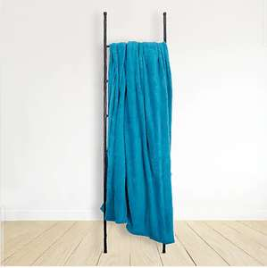 Soft Fleece 230cm x 255cm Throw (3 colours available) £10 Free Click & Collect / £3.95 delivery @ Dunelm