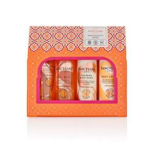 Sanctuary Spa Gift Set, Marvellous Minis Travel Gift Box £5.17 (+£4.49 nonPrime) at Amazon