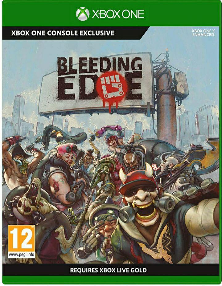 Bleeding Edge (Xbox One) £3.82 (+£2.99 nonPrime) from amazon