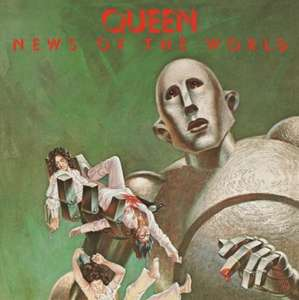 Queen News of the World Vinyl £11.20 @ Musicroom