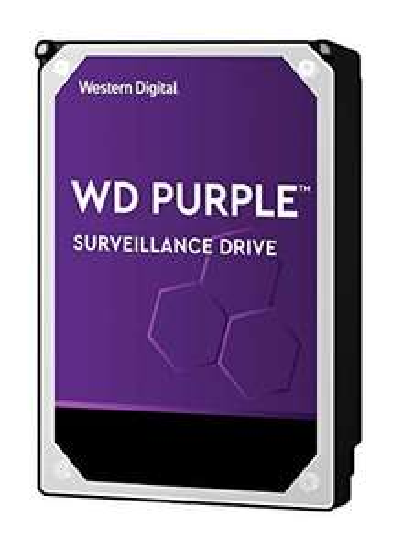 WD Purple 4 TB Surveillance Hard Disk Drive, Intellipower 3.5 Inch SATA 6 Gb/s 64 MB Cache 5400 rpm £82.20 @ Amazon