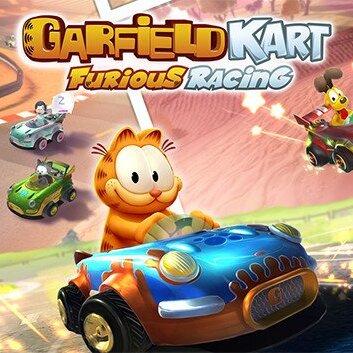 Garfield Kart - Furious Racing PC £1.29 at Steam