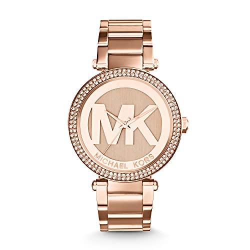 Michael Kors Women's Analog Quartz Watch £72.95 @ Amazon