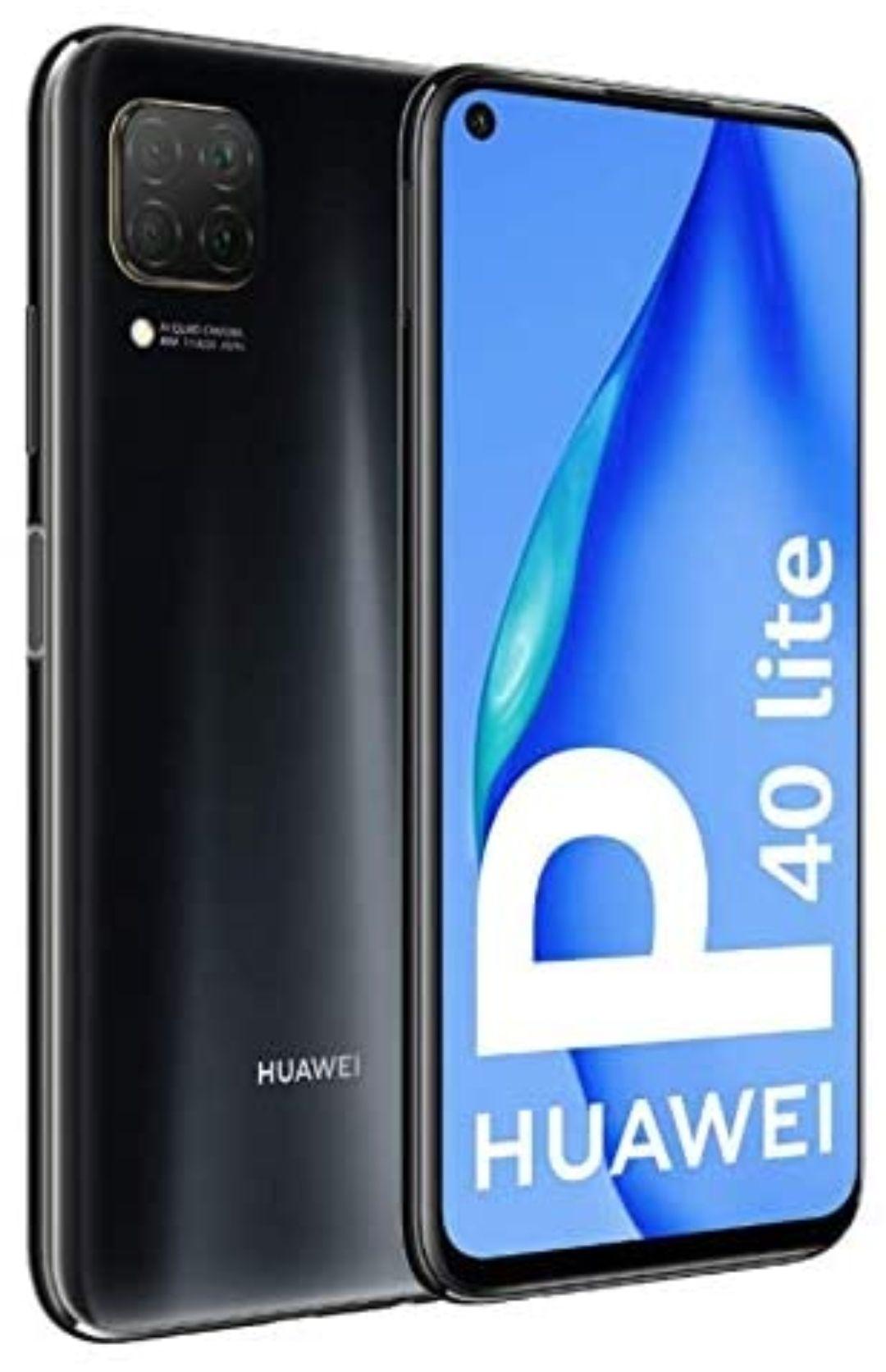 Huawei P40 Lite 5G Refurbished Like New Mobile Phone / Smartphone   4000mAh Kirin 810 - £159 + £10 Top Up @ Giffgaff